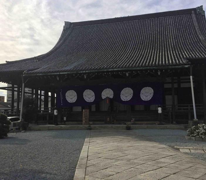 姫路船場別院本徳寺