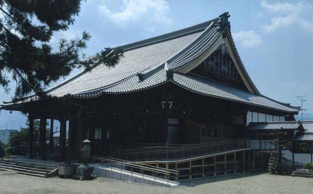 高須別院二恩寺