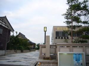 練武館道場(慶誓寺境内)