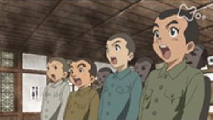NHKスペシャル アニメドキュメント 「あの日、僕らは戦場で~少年兵の告白~」