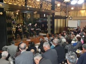 福島の民話を語る会による朗読劇