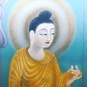 「彼岸」というのは、如来の眼で自分の人生を見直してみようという仏教行事