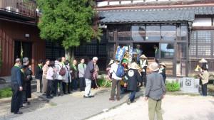 願浄寺さんに到着。