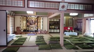 坂井市の斉藤様宅にお立ち寄り。