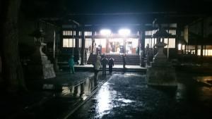 そして本日最後の会所である越恩寺様に到着しました。