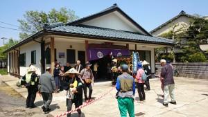 福井市の香雲寺にお立ち寄り。