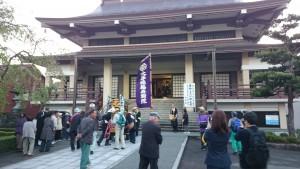 福井市の浄得寺様にお立ち寄り。