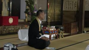 佐竹教導の法話「仏法の事は、いそげ、いそげ」