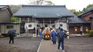 浄念寺様にお立ち寄りいたします。