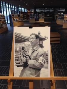 高田重二郎さん 親鸞聖人七百回御遠忌での写真
