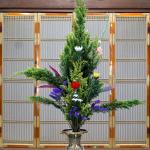 立体感のある仏花の立て方【坊守さん方の仏花学習会からコツをご紹介(岡崎別院)】