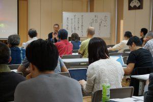 横浜別院グリーフケア講座・受講の様子