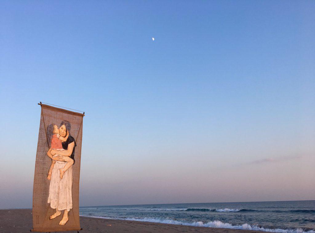 愛知県普助l海岸2016