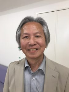 木下宏明氏(「千の風の会」代表)