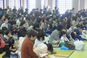 子ども報恩講①福井教区通信員