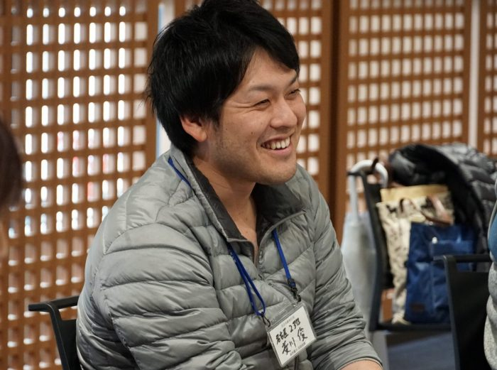 グリーフケア名古屋教区第5組スタッフ菱川俊さん