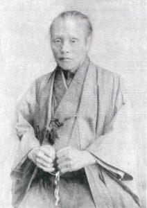 砺波庄太郎写真(『両堂再建の妙好人 砺波庄太郎』)