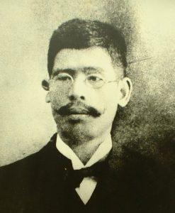 【あわら市提供資料】藤野厳九郎肖像写真