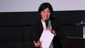 黒坂愛衣氏(東北学院大学准教授)
