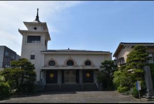 鉄筋コンクリート造の永福寺